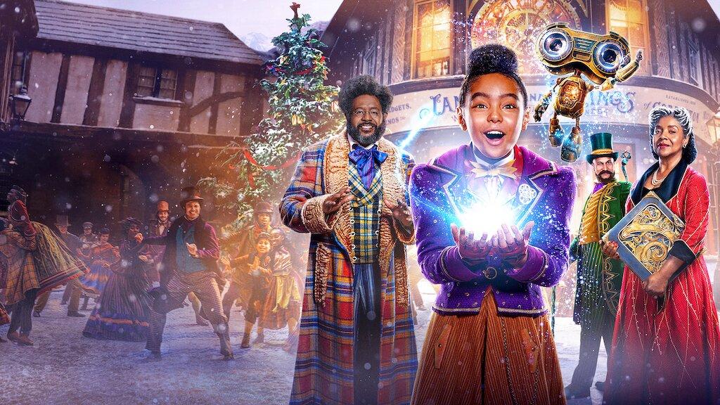 Las Navidades Mágicas de los Jangle