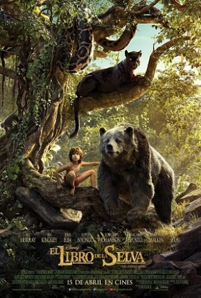El libro de la selva Disney Jon Favreau