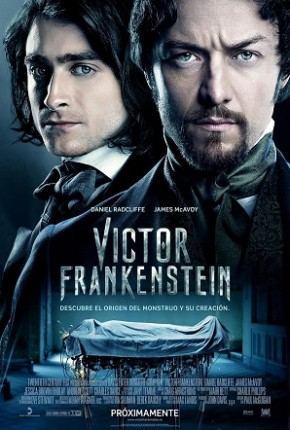 James Mcavoy Viktor Frankenstein