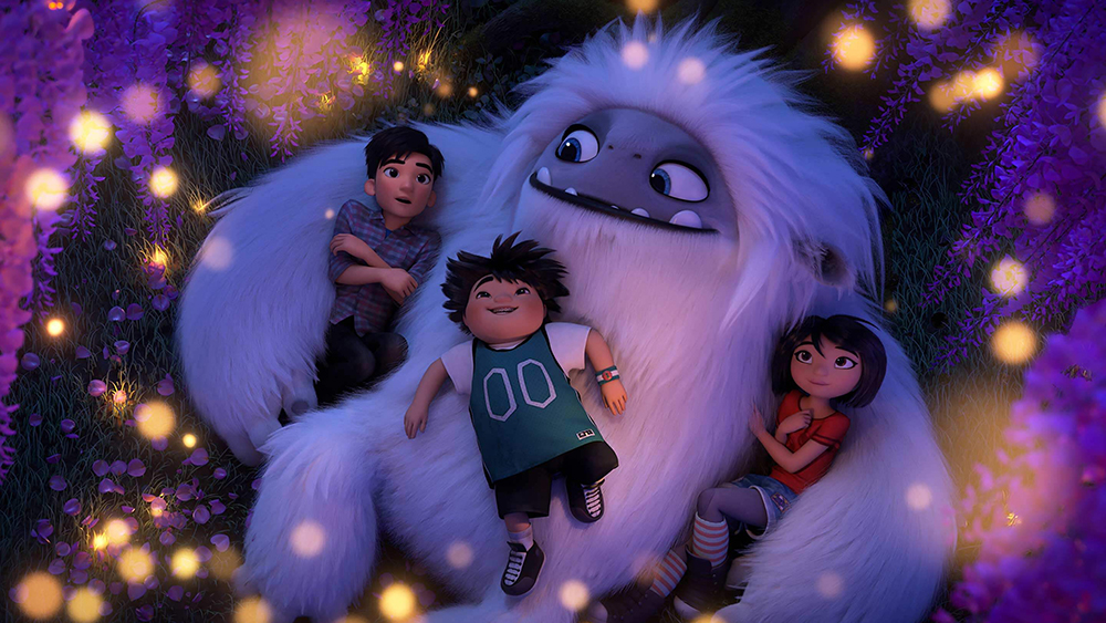 Abominable de DreamWorks